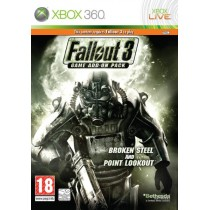 Fallout 3 Game Add-on Pack [Xbox 360]