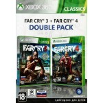 Far Cry 3 + Far Cry 4 Double Pack [Xbox 360]