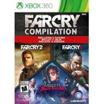 Far Cry Compilation (2 + 3 + Blood Dragon) [Xbox 360]