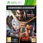 Fighting Edition (Tekken 6, Soul Calibur 5, Tekken Tag Tournament 2) [Xbox 360]