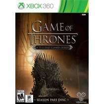 Game of Thrones - A Teltale Game Series [Xbox 360]