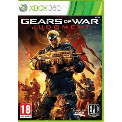 Gears of War Judgment [Xbox 360, русская версия]