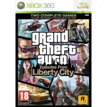 Grand Theft Auto (GTA) Episodes From Liberty City [Xbox 360]