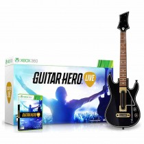 Guitar Hero Live Bundle (гитара + игра) [Xbox 360]