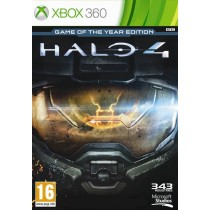 HALO 4 - Game of the Year Edition [Xbox 360]