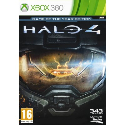 HALO 4 - Game of the Year Edition [Xbox 360, русская версия]