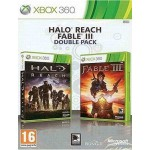 Halo Reach + Fable 3 [Xbox 360]