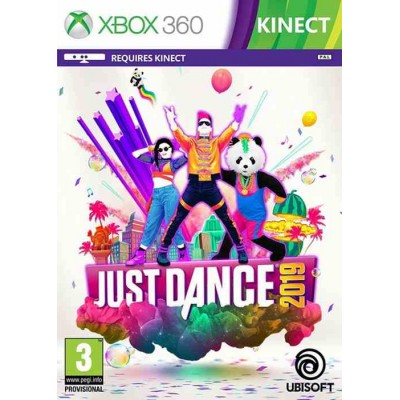 Just Dance 2019 (MS Kinect) [Xbox 360, русская версия]