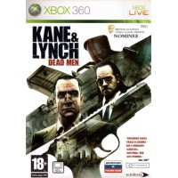 Kane and Lynch Dead Men [Xbox 360]