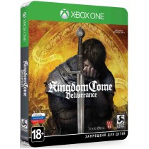 Kingdom Come Deliverance - Steelbook Edition [Xbox One]
