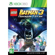 LEGO Batman 3 Beyond Gotham (Покидая Готэм) [Xbox 360]