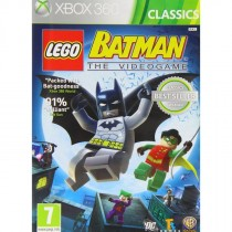 LEGO Batman the Videogame [Xbox 360]