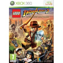 LEGO Indiana Jones 2 The Adventures Continues [Xbox 360]
