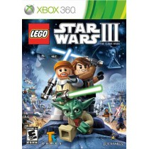 LEGO Star Wars 3 The Clone Wars [Xbox 360, английская версия]
