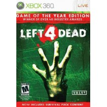 Left 4 Dead - Game of the Year Edition [Xbox 360]