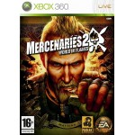 Mercenaries 2 World In Flames [Xbox 360]