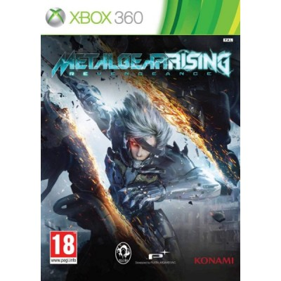 Metal Gear Rising Revengeance [Xbox 360, английская версия]