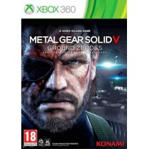 Metal Gear Solid V Ground Zeroes [Xbox 360]