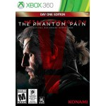 Metal Gear Solid V The Phantom Pain - Day 1 Edition [Xbox 360]