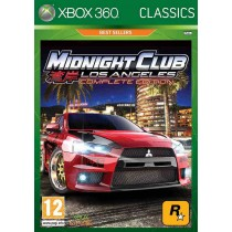 Midnight Club Los Angeles - Complete Edition [Xbox 360]