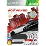 Need for Speed - Most Wanted [Xbox 360, русская версия]