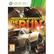 Need for Speed - The Run [Xbox 360, английская версия]