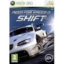Need for Speed Shift [Xbox 360, русская версия]