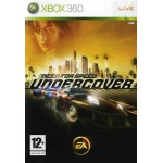 Need for Speed Undercover [Xbox 360, английская версия]