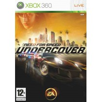 Need for Speed Undercover [Xbox 360, русская версия]