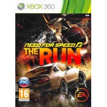 Need for Speed the Run [Xbox 360, русская версия]