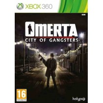 Omerta City of Gangsters [Xbox 360]