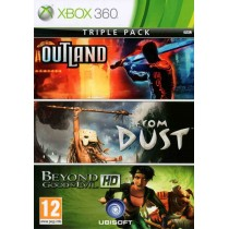 Outland + From Dust + Beyond Good and Evil HD [Xbox 360]