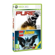 Pure / LEGO Batman The Videogame [Xbox 360]