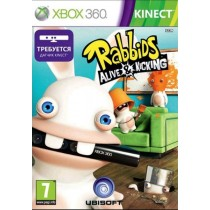 Rabbids Alive and  Kicking [Xbox 360]