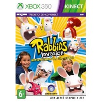 Rabbids Invasion [Xbox 360]