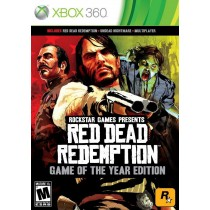 Red Dead Redemption - Game of the Year Edition [Xbox 360]