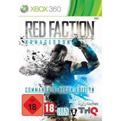 Red Faction Armageddon - Commando and Recon Edition [Xbox 360, русская версия]
