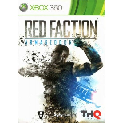 Red Faction Armageddon [Xbox 360, русская версия]