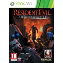 Resident Evil Operation Raccoon City [Xbox 360]