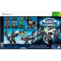 Skylanders Imaginators - Dark Edition Стартовый набор [Xbox 360]