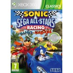 Sonic and SEGA All-Stars Racing + Banjo Kazooie [Xbox 360]