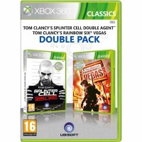 Splinter Cell Double Agent / Rainbow Six Vegas [Xbox 360]