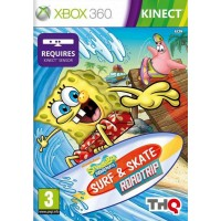 SpongeBob Squarepants - Surf and Skate Roadtrip [Xbox 360]