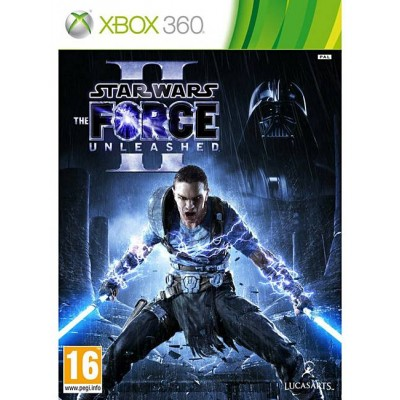 Star Wars the Force Unleashed 2 [Xbox 360, английская версия]