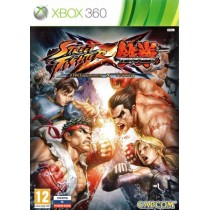 Street Fighter X Tekken [Xbox 360]