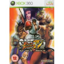 Super Street Fighter IV [Xbox 360]