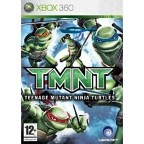 TMNT Teenage Mutant Ninja Turtles [Xbox 360]