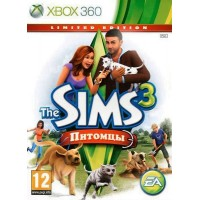 The Sims 3 Питомцы [Xbox 360]