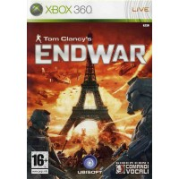 Tom Clancys End War [Xbox 360]