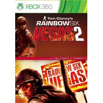Tom Clancys Rainbow Six Vegas 1 + 2 [Xbox 360]